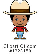 Black Boy Clipart #1323150 by Cory Thoman