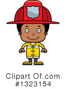 Black Boy Clipart #1323154 by Cory Thoman