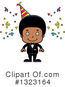 Black Boy Clipart #1323164 by Cory Thoman