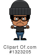Black Boy Clipart #1323205 by Cory Thoman