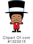 Black Boy Clipart #1323215 by Cory Thoman