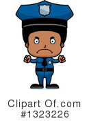 Black Boy Clipart #1323226 by Cory Thoman