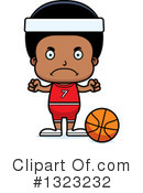 Black Boy Clipart #1323232 by Cory Thoman