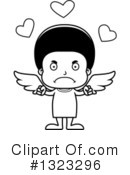 Black Boy Clipart #1323296 by Cory Thoman