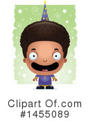 Black Boy Clipart #1455089 by Cory Thoman