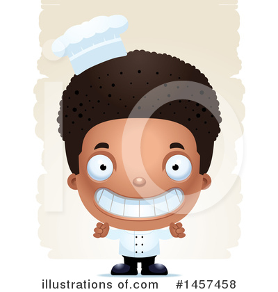 Royalty-Free (RF) Black Boy Clipart Illustration by Cory Thoman - Stock Sample #1457458