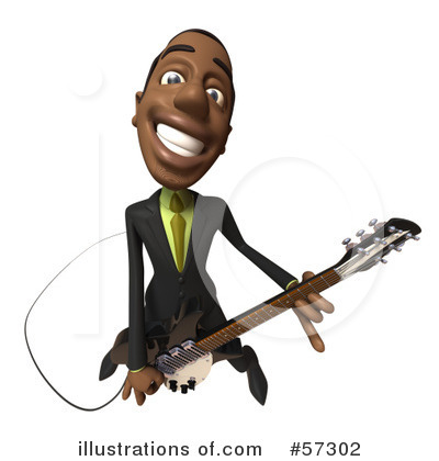Musician Clipart #57302 by Julos