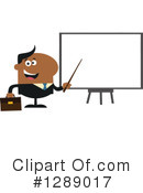 Black Businessman Clipart #1289017