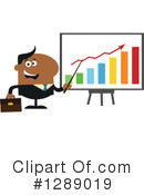 Black Businessman Clipart #1289019