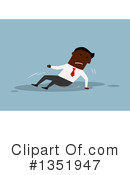 Black Businessman Clipart #1351947