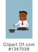 Black Businessman Clipart #1367038