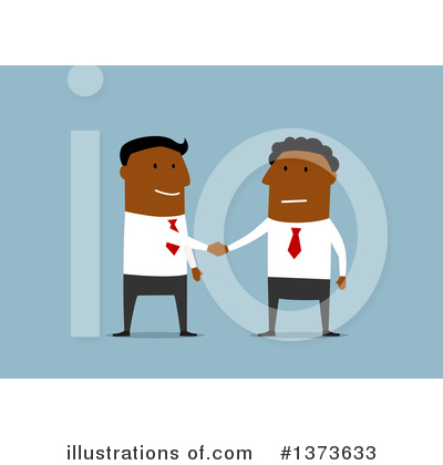 Handshake Clipart #1373633 by Vector Tradition SM