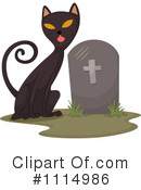 Black Cat Clipart #1114986