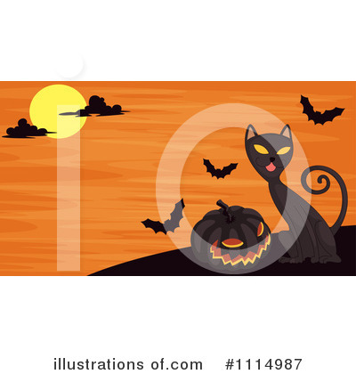 Jackolantern Clipart #1114987 by Graphics RF