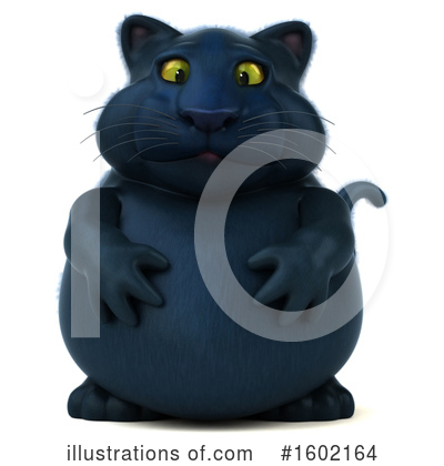 Black Cat Clipart #1602164 by Julos