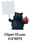 Black Cat Clipart #1678978 by Julos