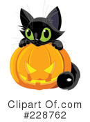 Black Cat Clipart #228762 by Pushkin
