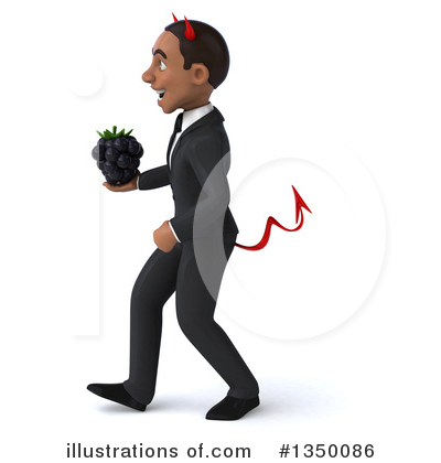 Blackberry Clipart #1350086 by Julos