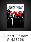 Black Friday Clipart #1423598 by KJ Pargeter