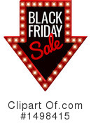 Black Friday Clipart #1498415 by AtStockIllustration