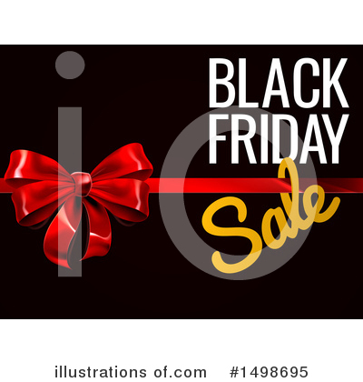 Black Friday Clipart #1498695 by AtStockIllustration