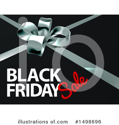 Black Friday Clipart #1498696 by AtStockIllustration