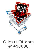 Black Friday Clipart #1498698 by AtStockIllustration