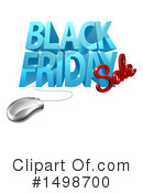 Black Friday Clipart #1498700 by AtStockIllustration