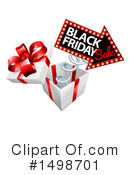 Black Friday Clipart #1498701 by AtStockIllustration