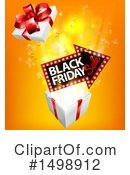 Black Friday Clipart #1498912 by AtStockIllustration