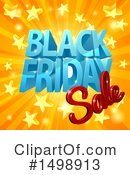 Black Friday Clipart #1498913 by AtStockIllustration