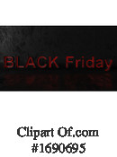 Black Friday Clipart #1690695 by KJ Pargeter