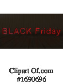 Black Friday Clipart #1690696 by KJ Pargeter