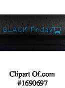 Black Friday Clipart #1690697 by KJ Pargeter
