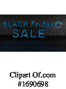 Black Friday Clipart #1690698 by KJ Pargeter
