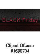 Black Friday Clipart #1690704 by KJ Pargeter
