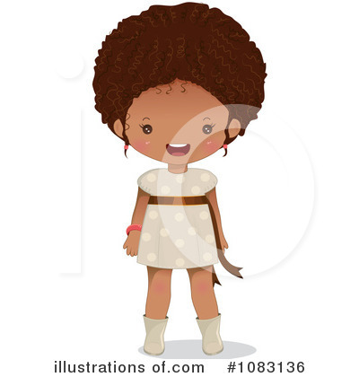 Girl Clipart #1083136 by Melisende Vector
