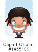Black Girl Clipart #1455109 by Cory Thoman