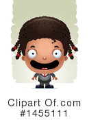 Black Girl Clipart #1455111 by Cory Thoman