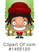 Black Girl Clipart #1455120 by Cory Thoman