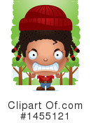 Black Girl Clipart #1455121 by Cory Thoman