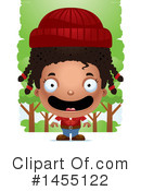 Black Girl Clipart #1455122 by Cory Thoman