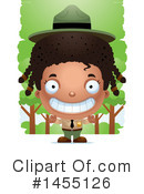 Black Girl Clipart #1455126 by Cory Thoman