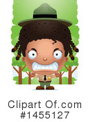 Black Girl Clipart #1455127 by Cory Thoman