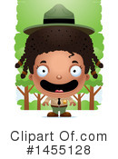 Black Girl Clipart #1455128 by Cory Thoman