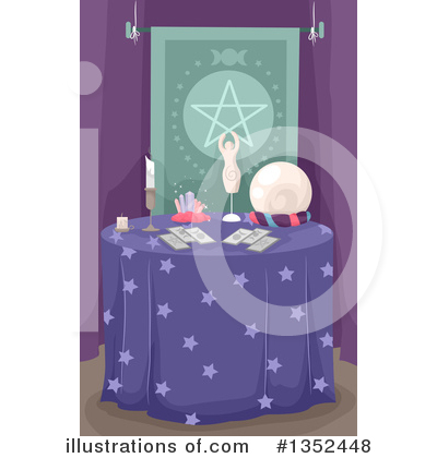 Astrology Clipart #1352448 by BNP Design Studio