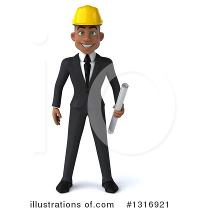 Architect Clipart #1316921 by Julos