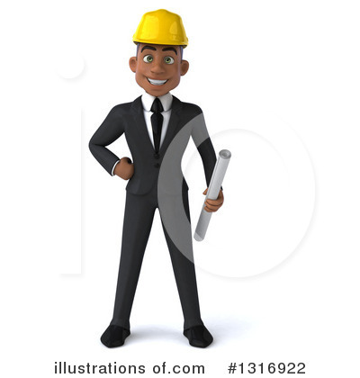 Architect Clipart #1316922 by Julos