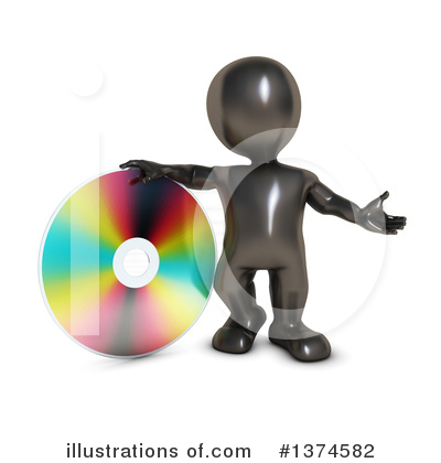 Dvd Clipart #1374582 by KJ Pargeter