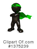Black Man Clipart #1375239 by KJ Pargeter
